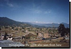 Greetings from the Himalayan Kingdom of Nepal